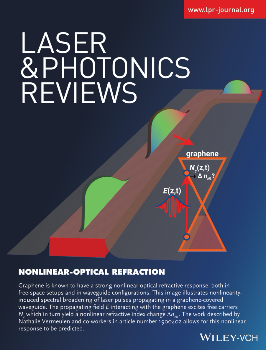Predicting Graphenes Nonlinear Optical Refractive Response for Propagating Pulses Laser Photonics Reviews Nathalie Vermeulen