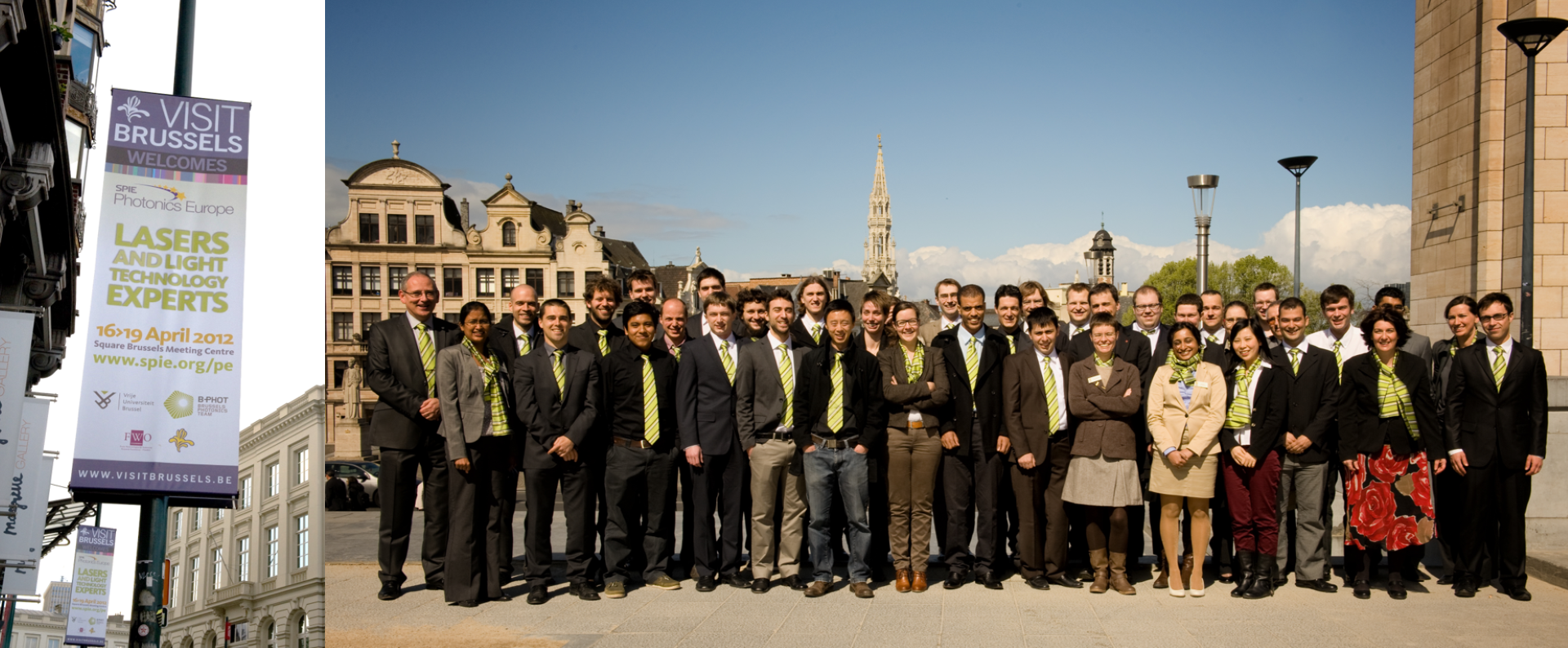Group photo Photonics Europe 2012 Large